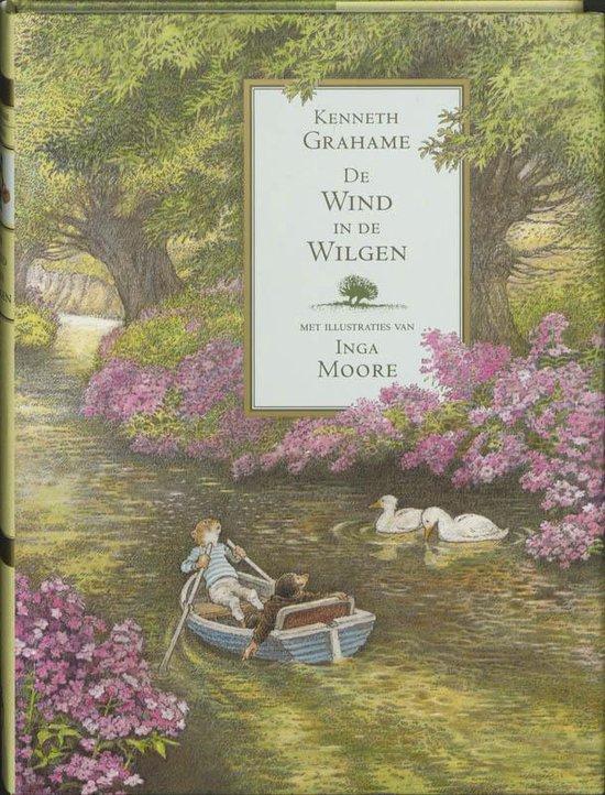 Boek cover De Wind In De Wilgen van Kenneth Grahame (Hardcover)