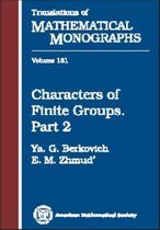 Characters of Finite Groups Pt.2