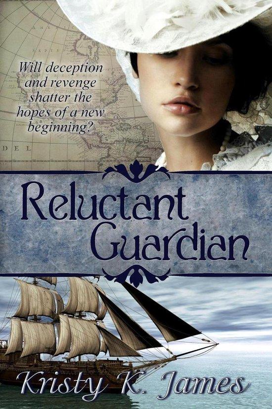 Omslag van Reluctant Guardian