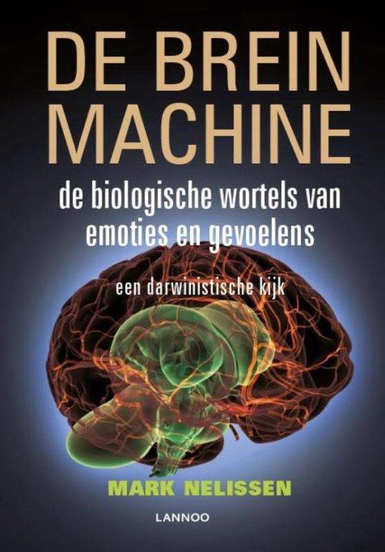 Brein machine, de (pod) - Mark Nelissen |