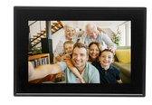 Denver PFF-1011 Black - Digitale Fotolijst - 10.1 inch - met Frameo software - Zwart