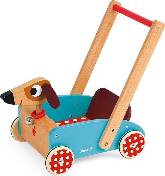 Janod Crazy Hond - Duwkar