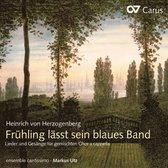 Fruhling Labt Sein Blaues Band - Weltl. Chormusik