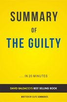 Omslag Summary of The Guilty: by David Baldacci | Includes Analysis