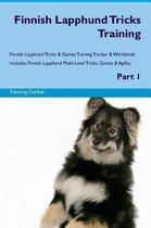Finnish Lapphund Tricks Training Finnish Lapphund Tricks & Games Training Tracker & Workbook. Includes