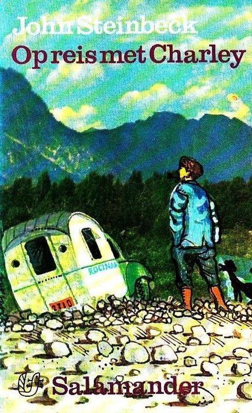 Op reis met Charley - John Steinbeck  