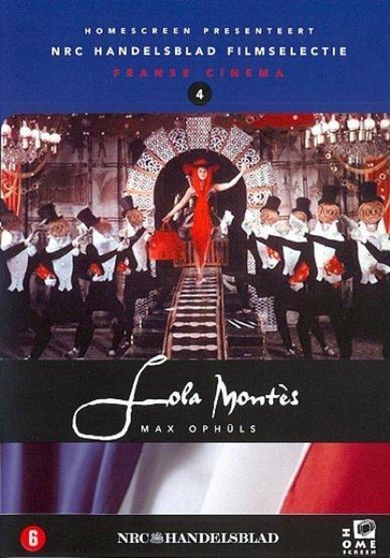 Cover van de film 'Lola Montes'