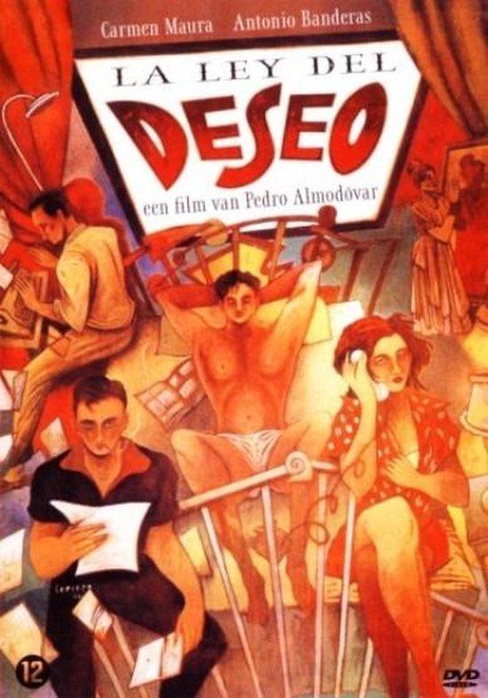 Cover van de film 'La Ley Del Deseo'