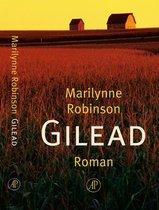 Boek cover Gilead van Marilynne Robinson (Hardcover)