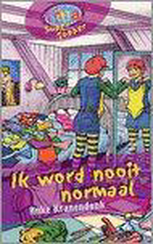 Ik Word Nooit Normaal - Anke Kranendonk |