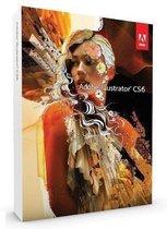 Adobe Illustrator CS6 16 - Engels / MAC