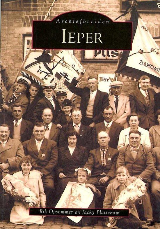 Cover van het boek 'Ieper'