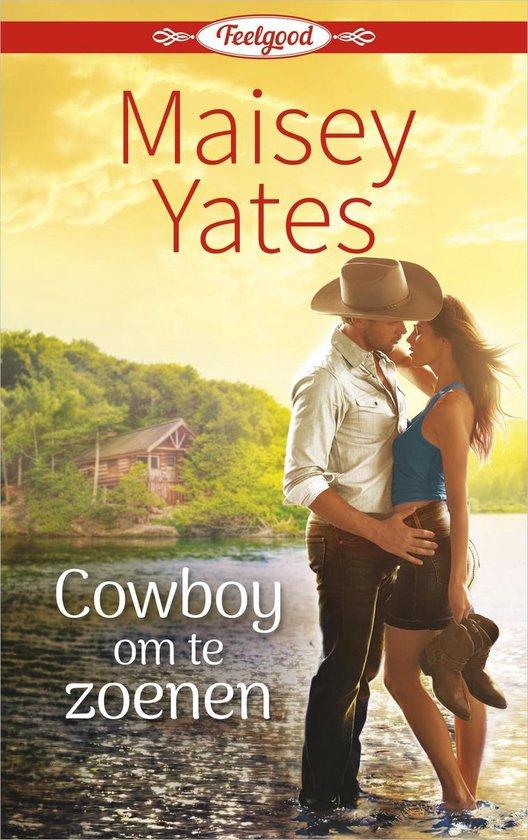 Harlequin- Cowboy om te zoenen - Maisey Yates |