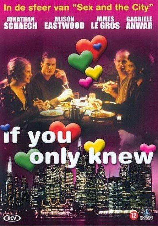 Cover van de film 'If You Only Knew'