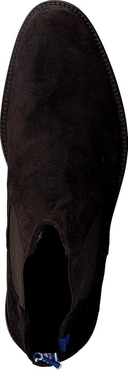 Floris van Bommel Chelsea boots bruin - Maat 42 Boots
