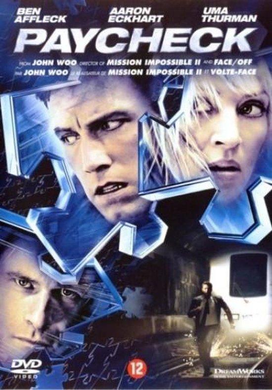 Cover van de film 'Paycheck'