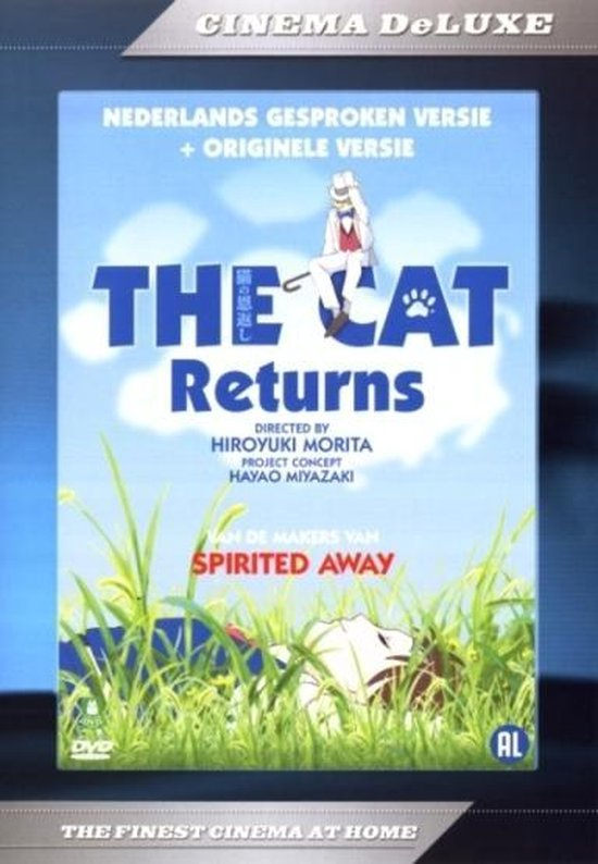 Cover van de film 'Cat Returns'