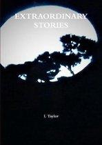 Boek cover EXTRAORDINARY STORIES van L Taylor