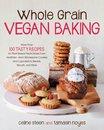 Boekomslag van 'Whole Grain Vegan Baking'