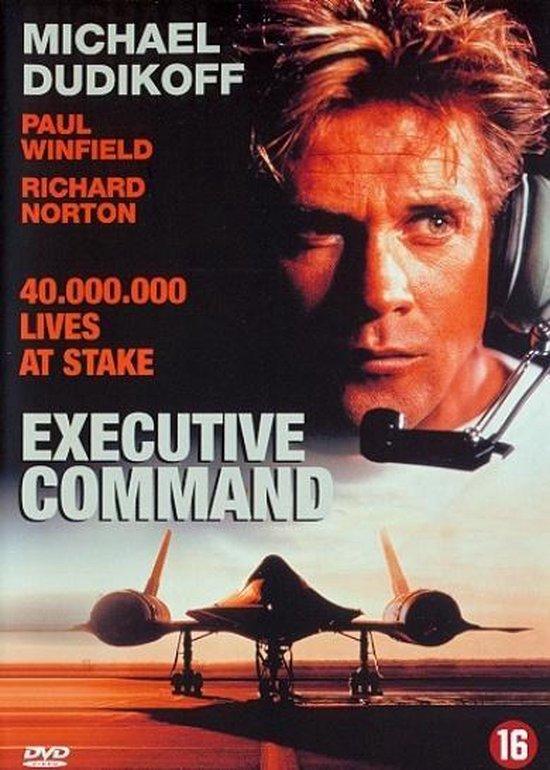 Cover van de film 'Executive Command'