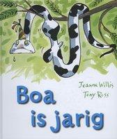 Boa is jarig