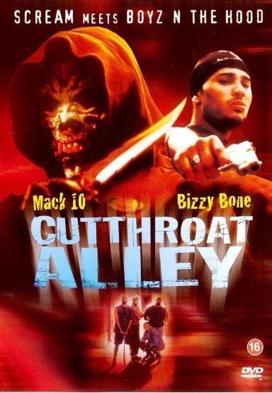Cover van de film 'Cutthroat Alley'