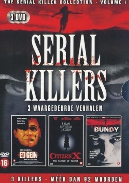 Cover van de film 'Serial Killers'