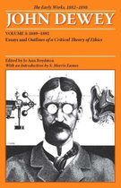 The Early Works of John Dewey, Volume 3, 1882 - 1898