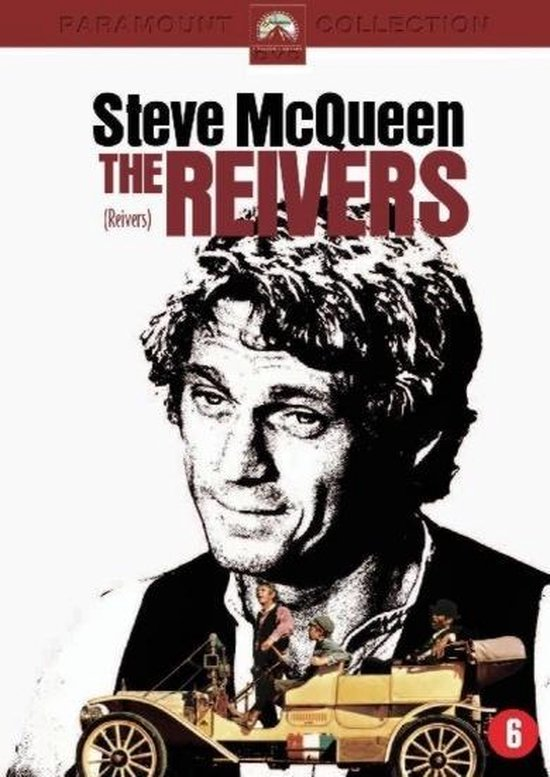 Cover van de film 'Reivers'
