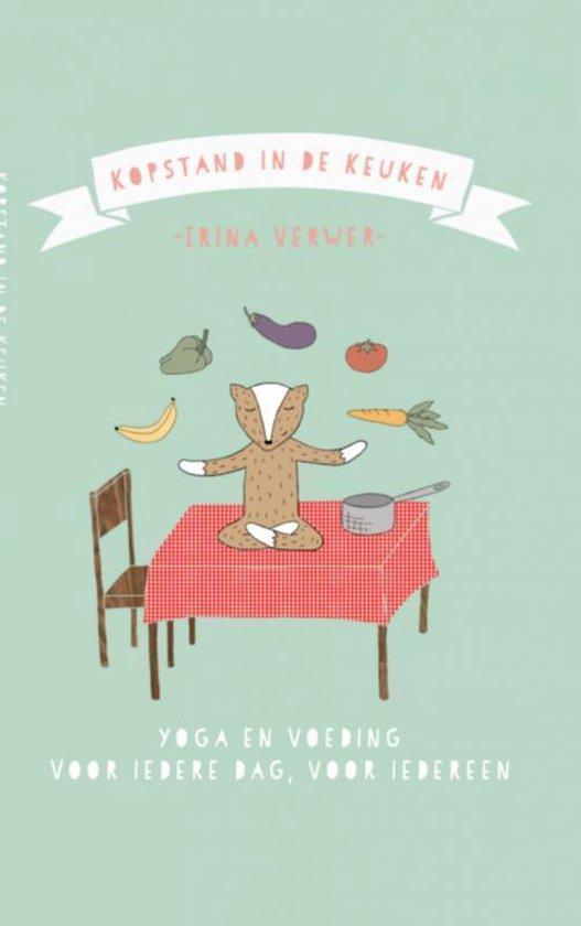 kopstand in de keuken - Irina Verwer | Fthsonline.com
