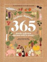 365 goede redenen om aan tafel te gaan ...