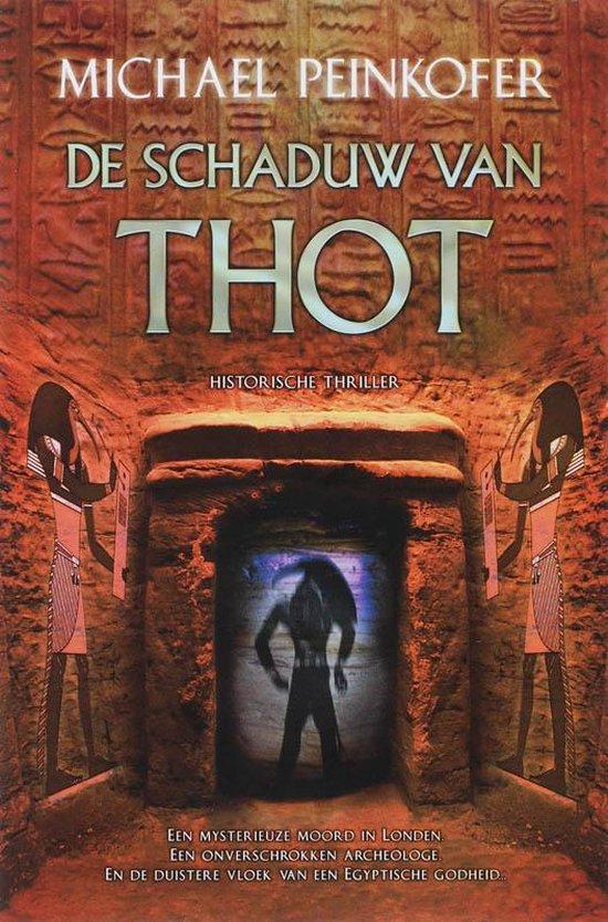 De schaduw van Thot - M. Peinkofer  