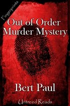 Omslag Out of Order Murder Mystery