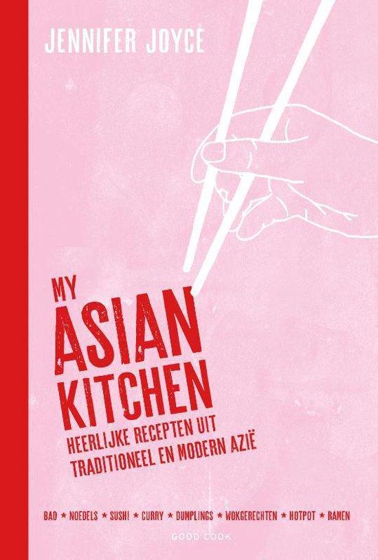 My Asian Kitchen - Jennifer Joyce |