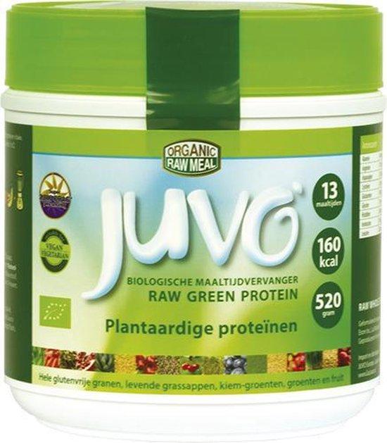 Juvo Raw green proteine