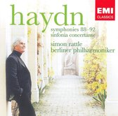 Haydn: Symphonies 88-92, Sinfo