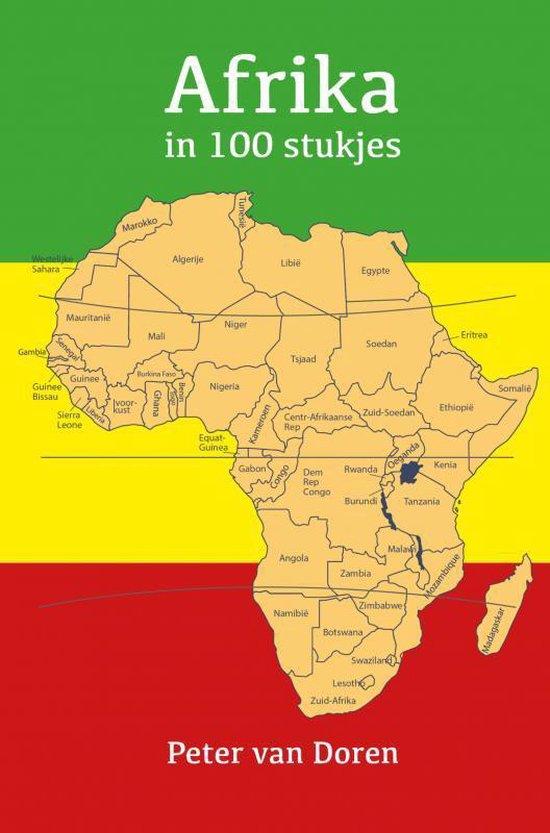Afrika in 100 stukjes - Peter van Doren  