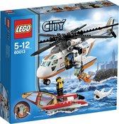 LEGO City Kustwacht Helikopter - 60013