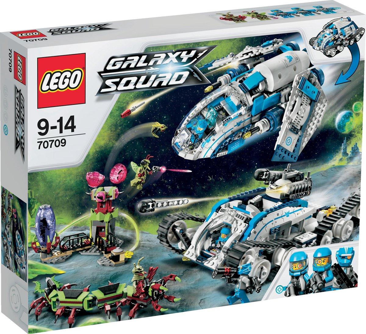 LEGO Galaxy Squad Galactic Titan - 70709