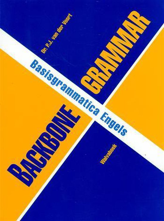 Backbone Grammar - none pdf epub