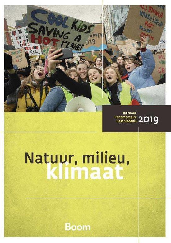 Boek cover Natuur, milieu en klimaat van  (Paperback)