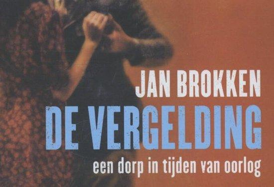 De vergelding - dwarsligger - Jan Brokken |