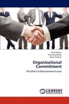 Boek cover Organizational Commitment van Bakan