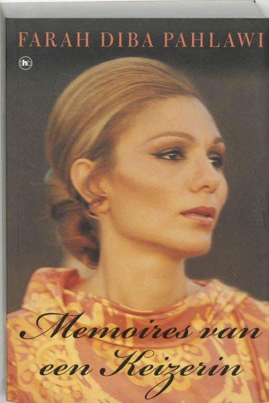 Memoires van een keizerin - Farah Diba |