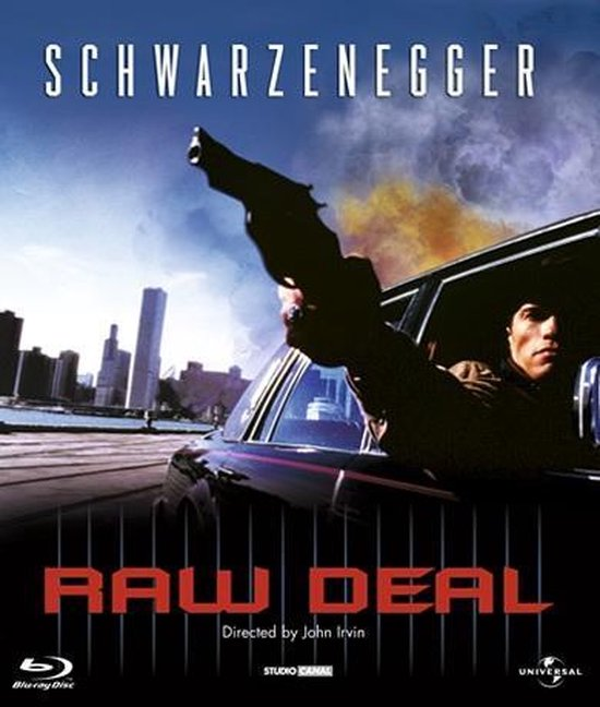 Cover van de film 'Raw Deal'
