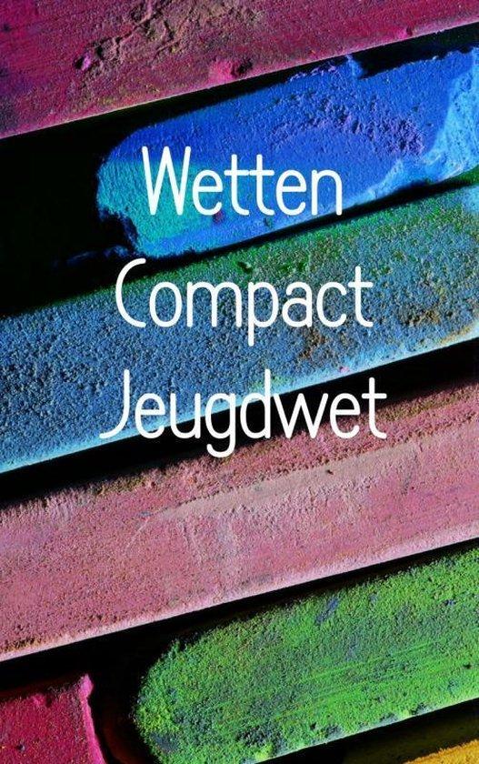 Wetten Compact Jeugdwet - Olga Hoekstra  