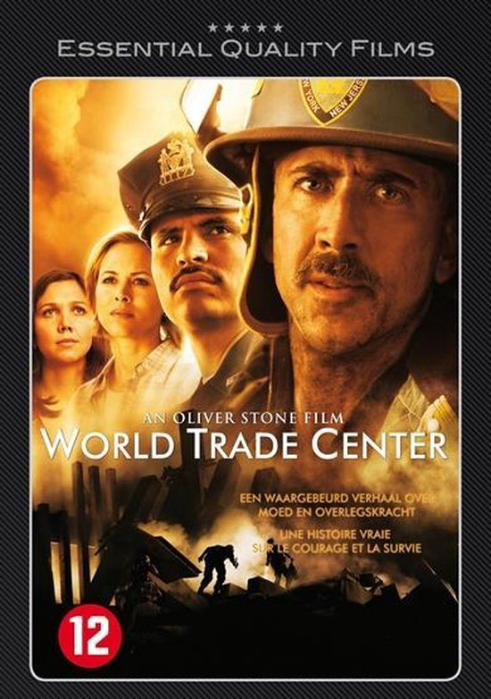 Cover van de film 'World Trade Center'