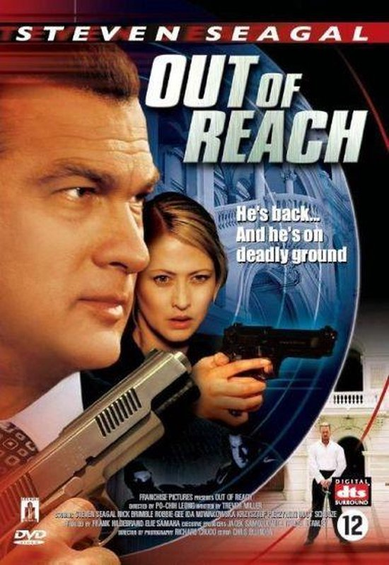 Cover van de film 'Out Of Reach'