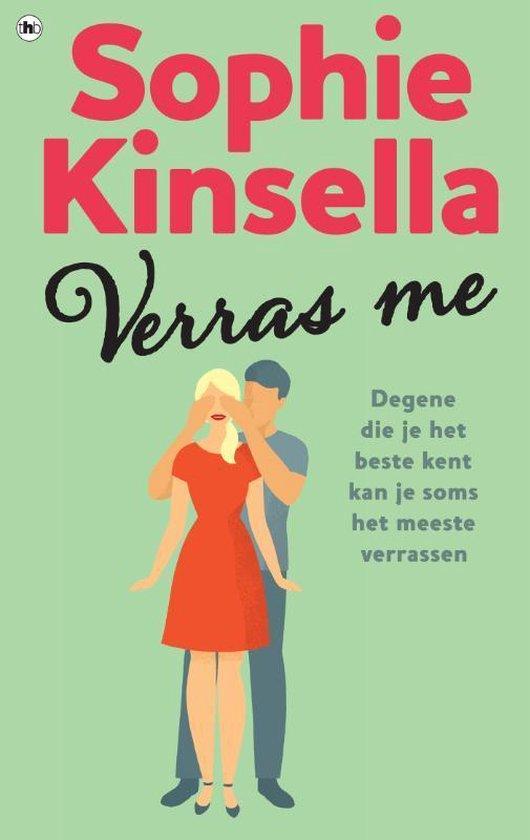 Verras me - Auteur Sophie Kinsella |
