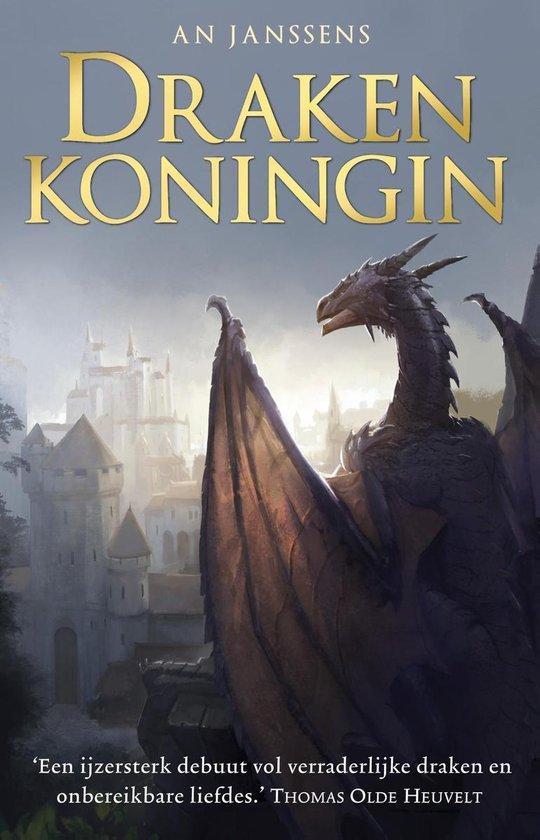 De drakenkoningin - An Janssens |